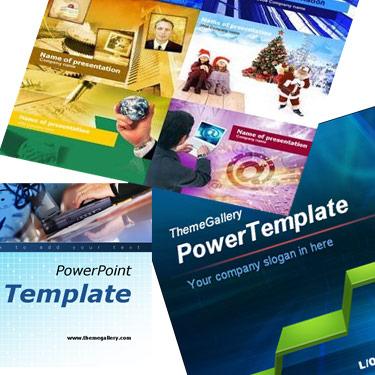 шаблоны и темы для Powerpoint